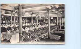 """76 - Le HAVRE -- Salon Du Steamer """" La Gascogne """" - Le Havre"""