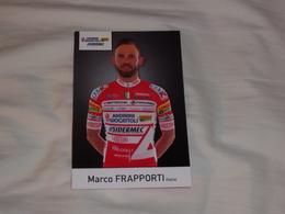 Marco Frapporti - Androni Giocattoli Sidermec - 2019 - Radsport