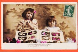 FRI032 Promotion En Faveur De La CARTE POSTALE Album Plus Place Vite Envoi 1909 à Anna MOUREU Sauveterre De Béarn / 74-6 - Postal Services