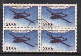 Bloc De 4 YT 31 Oblitéré Sans Défaut - 1927-1959 Matasellados