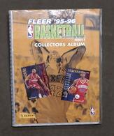 Panini Collectors Album Fleer 1995-96 Basketball Series 2 - Cards - Non Completo - Sports