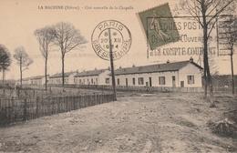 Cité Nouvelle De La Chapelle - La Machine