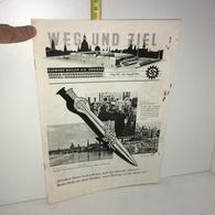 WEG UND ZIEL Folge 43 : Juli 1941 Clemens Müller - Urania Veritas - IIIe Reich 39-45 WW2 Guerre - YY-14118 - Tijdschriften & Kranten