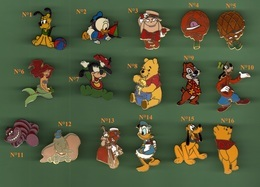 DISNEY *** Pin's N°6 En Vente - Uniquement *** 1028 - Disney