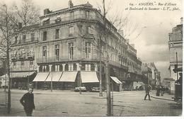 Col3/     49   Angers    Boulevard De Saumur     (animations) - Angers
