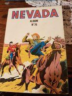 NEVADA   Album N° 76 - Nevada