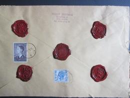Elström - Verzekerde Zending Uit Gistel (BAC) - Covers & Documents