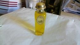 """Miniature De Parfum  Hermès  """"  Calèche   """" Eau De Toilette 1ère Taille 9 Cm De Hauteur - Miniatures Modernes (à Partir De 1961)"""