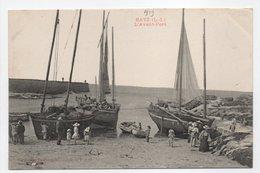 - CPA BATZ (44) - L'Avant-Port 1909 (avec Personnages) - Cliché Fodère - - Batz-sur-Mer (Bourg De B.)