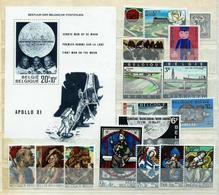 Bélgica - LOTE (10 Series Año 1969) Nuevo - Unused Stamps