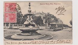 Buenos Aires (ARG)  Calle Sucre A Belgrano, Edita Da  Rosauer  N. 1206  - F.p - Primi Anni '1900 - Argentina
