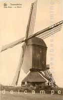 TESSENDERLO (Limburg) - Molen/moulin/mill - De Oude Molen Omstreeks 1930 Met Open Voet. Geanimeerd! - Tessenderlo