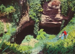Cave Gardens, Mt Gambier, South Australia - Used - Mt.Gambier