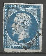 FRANCE - Oblitération Petits Chiffres LP 391 BIAUDOS (Landes) - 1849-1876: Période Classique