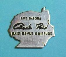 1 PIN'S  //  ** SALONS / CLAUDE RICCI / HAIR / STYLE / COIFFURE ** - Parfums