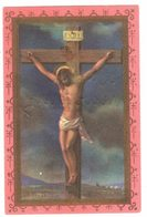 BON POINT NOTRE DAME DE LOURDES MAGASIN L'ERMITAGE IMAGE PIEUSE RELIGIEUSE HOLY CARD SANTINI HEILIG PRENTJE - Andachtsbilder