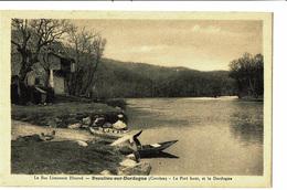 CPA - Carte Postale-France - Beaulieu - Le Port Haut Et La Dordogne  VM4648 - Brive La Gaillarde