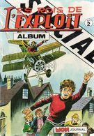 LES ROIS DE L' EXPLOIT ALBUM N° 2 - Libros, Revistas, Cómics