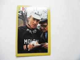 19D - Chromo Cyclisme équipe Molteni Italia Gianni Motta - Trade Cards