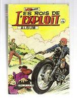 LES ROIS DE L' EXPLOIT ALBUM N° 16 - Libros, Revistas, Cómics