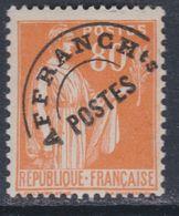 FRANCE  Préoblitéré N° 75 XX  80 C. Orange,  Sans Charnière, TB - Precancels