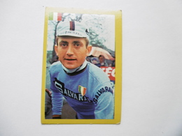 19D - Chromo Cyclisme équipe Salvarani Italia Italo Zilioli - Trade Cards