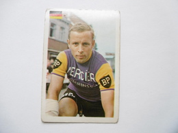 19D - Chromo Cyclisme équipe Mercier Germany Rolf Wolfshohl Keulen - Trade Cards