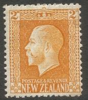 New Zealand. 1915-33 KGV. 2d MH. P 14 SG 448b - 1907-1947 Dominion