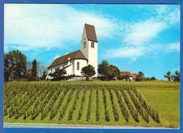 Liechtenstein; Kirche Bendern - Liechtenstein