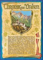 Liechtenstein; Chronik Von Vaduz - Liechtenstein