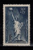 YV 352 N** Statue De La Liberte Cote 8 Euros - France