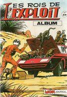 LES ROIS DE L' EXPLOIT ALBUM N° 22 - Libros, Revistas, Cómics
