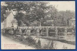 RUPT-aux-NONAINS   Le Pont        écrite En 1904 - Other Municipalities
