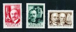Bélgica Nº 976/8 Nuevo* - Belgium