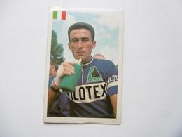 19D - Chromo Cyclisme équipe Filotex Italia Franco Bitossi Carmignano - Trade Cards