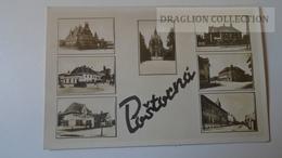 D165233 Mähren, Unterthemengau, Postorna Poštorná Unter Themenau - Breclav - PU Ca 1933 To Kistelek Gyula Kozáry Teacher - Tchéquie