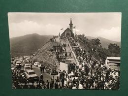 Cartolina Santuario Degli Sportivi Di Tutto Il Mondo - Passo Della Cisa - 1960 - Massa