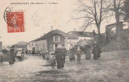 ARNONCOURT : (52) La Place - France