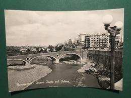 Cartolina Benevento - Nuovo Ponte Sul Calore - 1955 - Benevento