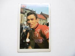 19D - Chromo Cyclisme équipe Solo Royaume Uni Greet Britain Victor Denson Chester - Trade Cards