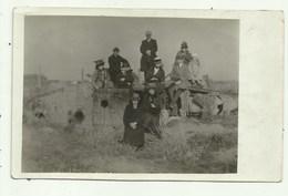 Ypres - Ieper - Fotokaart -oorlog 1914-18 Visite Au Front 1918 - Ieper