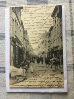 BRUXELLES  1903  LA RUE DES  VIERGES - Brussels (City)