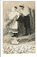 CPA - Carte Postale-Belgique -Jeune Couple Moissonnant-1904   VM4652 - Couples