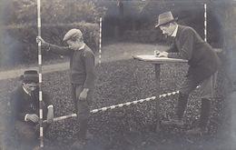 Vermessungs-Ingenieure - Fotokarte           (P-180-80611) - Métiers