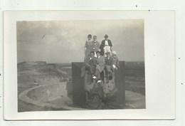 Knokke  - Fotokaart - Oorlog 1914-18  -  Groot Canon - Knokke