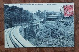RIO DE JANEIRO - PONTE DO SYLVESTRE - EF DO CORCOVADO (BRASIL) - Rio De Janeiro