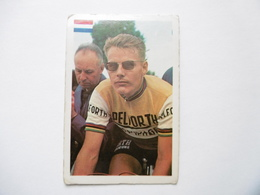 19D - Chromo Cyclisme équipe Pelforth Pays Bas Holland Jan Janssen Nootdorp - Trade Cards