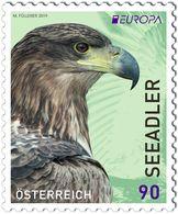 """AUSTRIA/Österreich EUROPA 2019"""" """"National Birds"""" 1v** - 2019"""