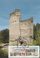CM : Exposition TIMBRES PASSION 2018 (Périgueux En Dordogne-Périgord, 24) Du 27-10-2018 Avec Vignette LISA - Gedenkstempels