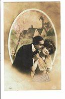 CPA - Carte Postale-Belgique -Jeune Homme Murmurant à L'oreille D'une Jeune Femme-1913  VM4654 - Couples